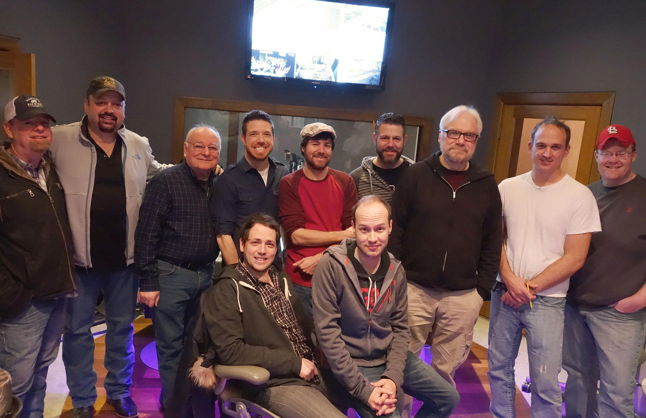 Joe Schmidt Master Recording Project